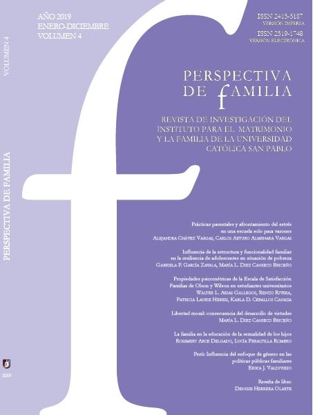 Revista Perspectiva de Familia