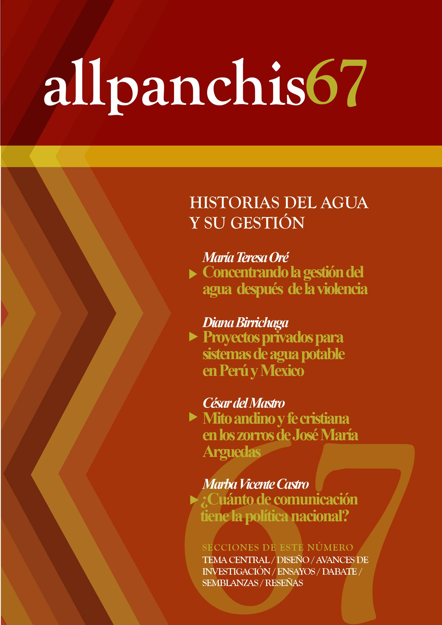 Allpanchis 67