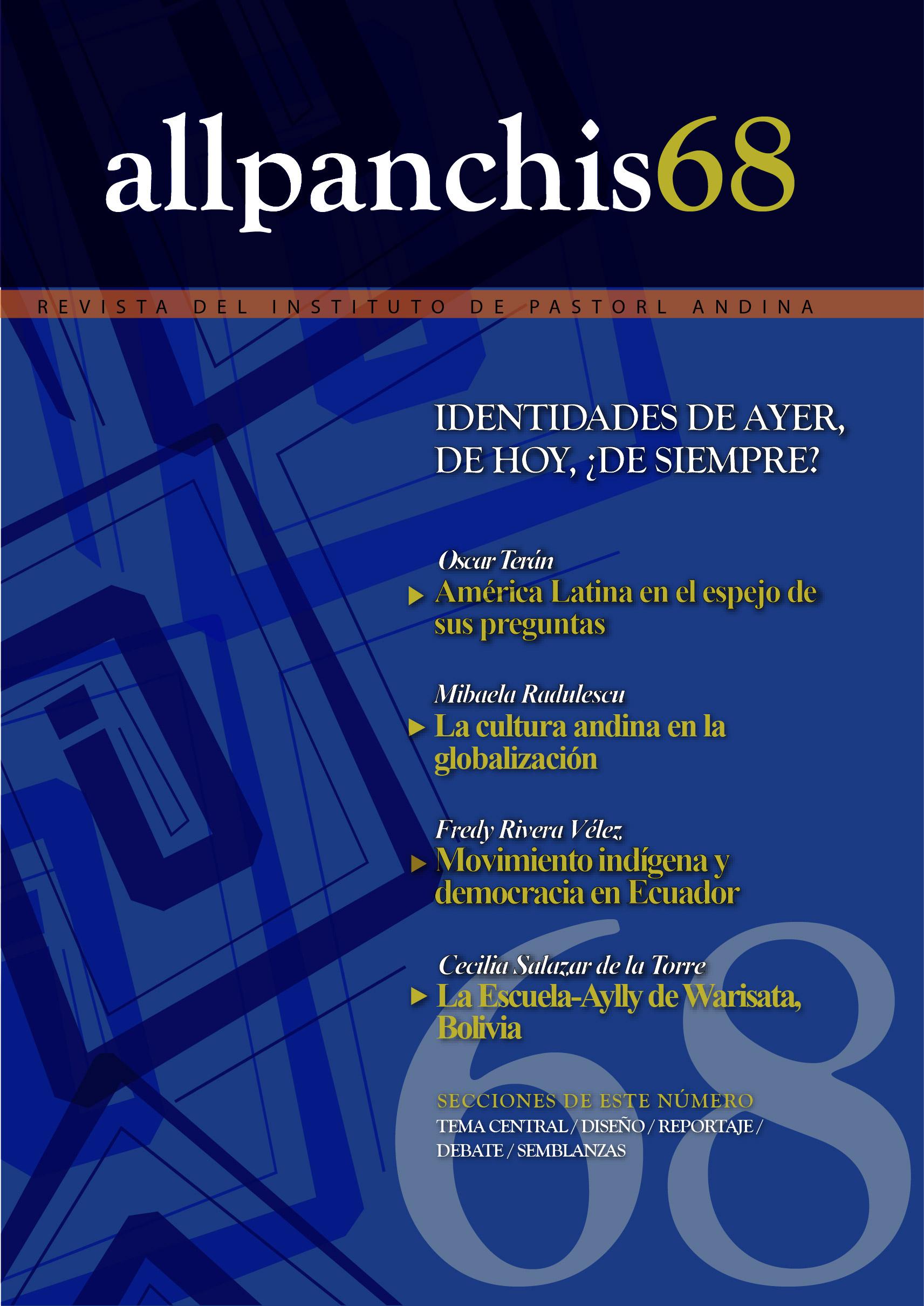 Allpanchis 68